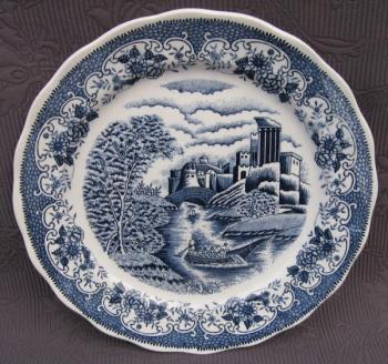 Soup Plate - 1970