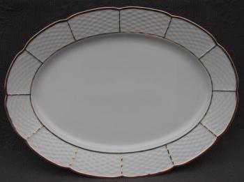 Oval Plate - 1980